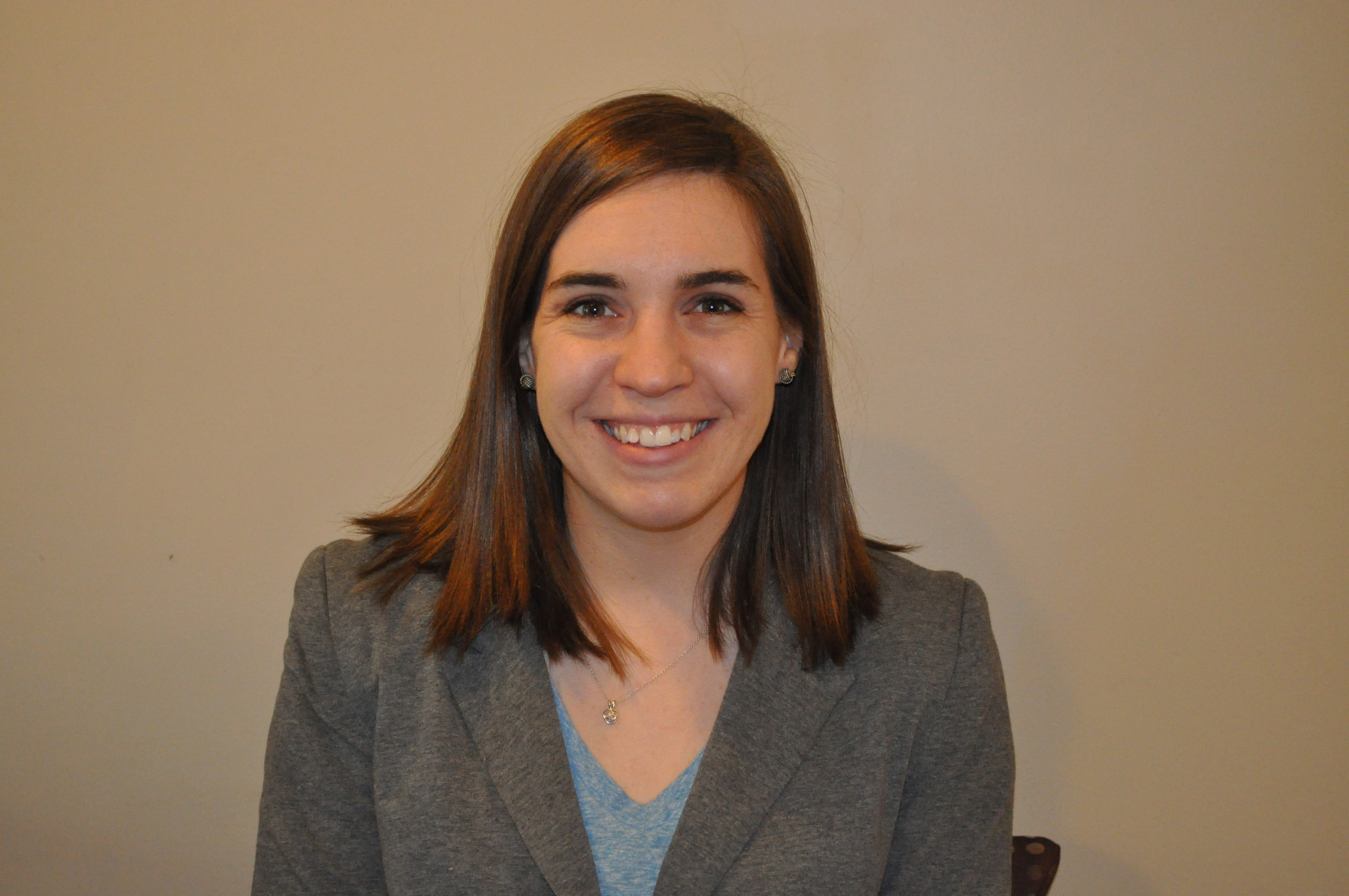 Allie Abrahamson - Intern 2015-2016
