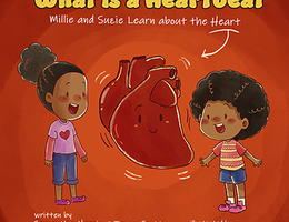 What is a Heart Book Cover