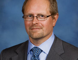 J. Paul Jacobson, MD, MPH, FACR, chair of Department of Radiology
