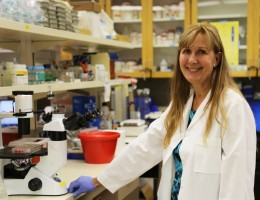 Loma Linda University School of Medicine professor Mary Kearns-Jonker wins prestigious International Space Station research award